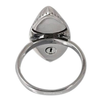 Victorian Cremation Ring