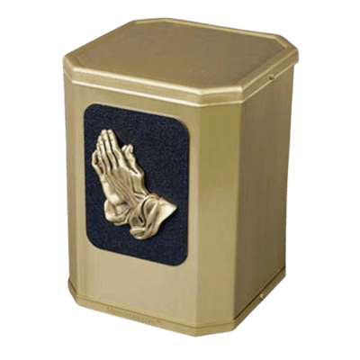 Victorious Modern Prayer Urn