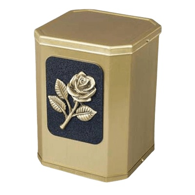 Victorious Modern Rose Urn