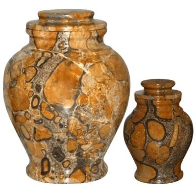 Villa Marble Cremation Urns