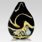 Vintage Cremation Ash Pendant