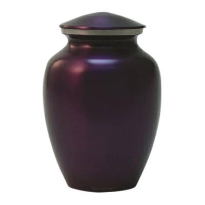 Violet Large Pet Urn