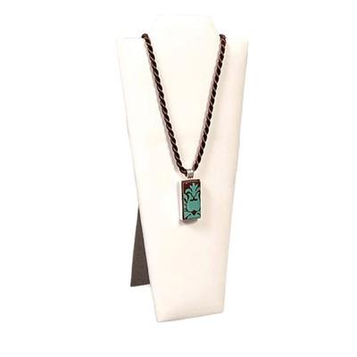 Virginia Memorial Silver Necklace