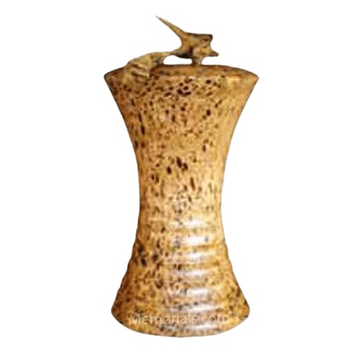 Vortex Deco Art Cremation Urn