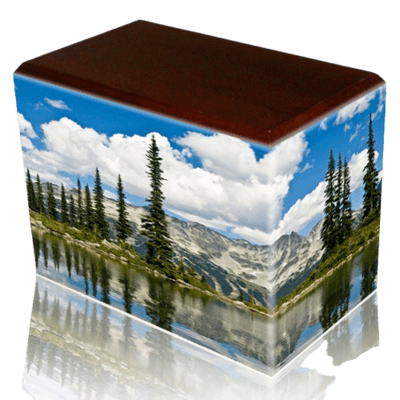 Pine Lake Walnut Child Cremation Urn III