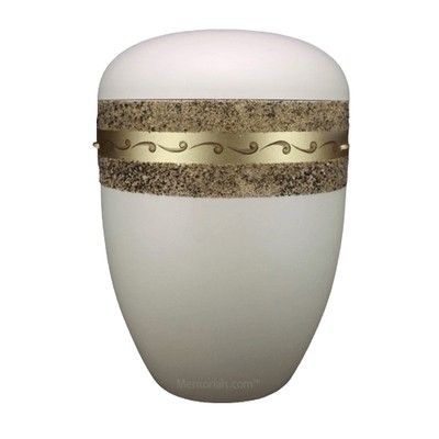 Wellen Biodegradable Funeral Urn