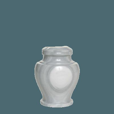 Whirlpool Marble Keepsake Urn