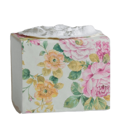 Wildflower Small Biodegradable Urn