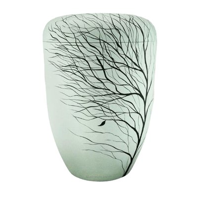 Willow in the Wind Biodegradable Urn