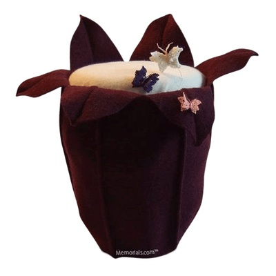 Wine Tulip Cremation Urn