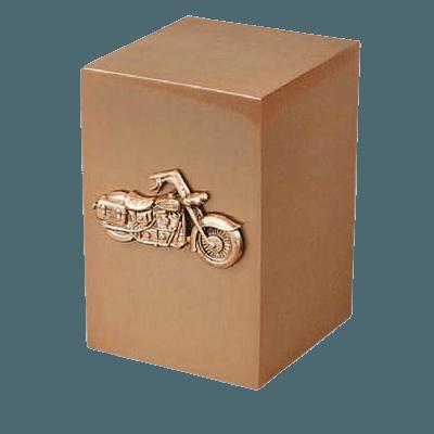 Xavier Bronze Cremation Urn