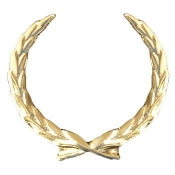 Gold Wreath Emblem
