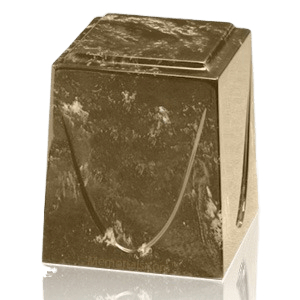 Catalina Saturn Granite Cremation Urn