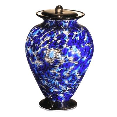 Acqua Companion Glass Cremation Urn