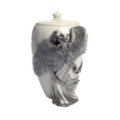 Embrace Angel Medium Urn