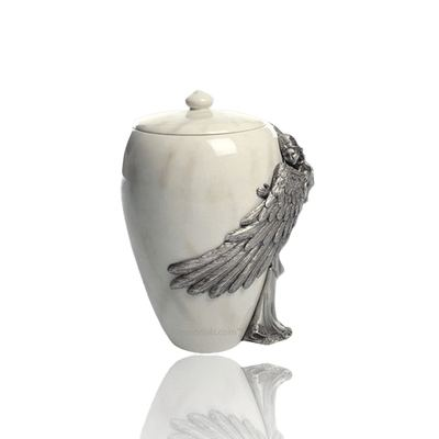 Embrace Angel Keepsake Urn
