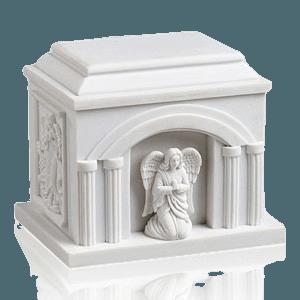 Praying Angel Religious Cremation Urns