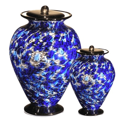 Acqua Glass Cremation Urns