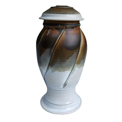 Silver City Art Cremation Urn