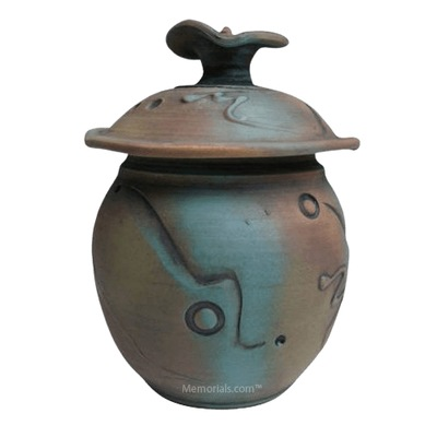 Salvador Art Cremation Urn