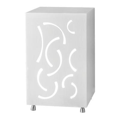 Art White Cremation Urn