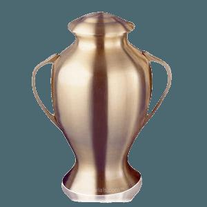 Atlas Bronze Cremation Urn