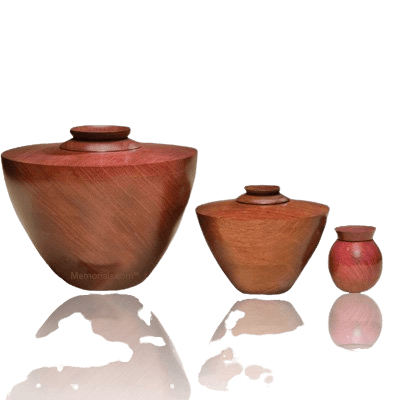 Attica Wood Cremation Urns