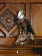 Bald Eagle Cremation Urn