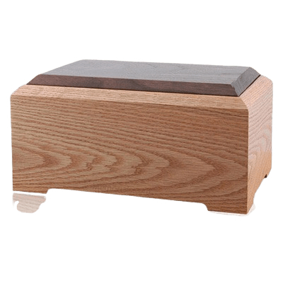 Balfour Wood Cremation Urn