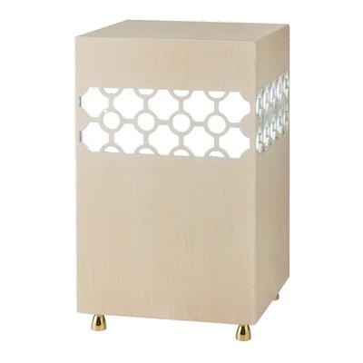 Beige Light Cremation Urn