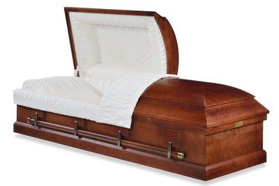 Belridge Wood Casket