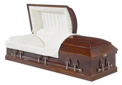 Berkley Wood Casket