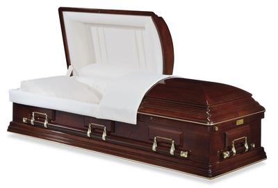 Berkshire Wood Casket