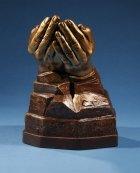Open Hands Cremation Urn