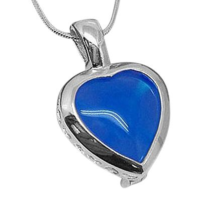 Sky Heart Cremation Jewelry