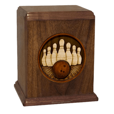 Bowling Cremation Urns