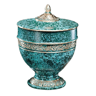 Inspiration Verdis Green Cremation Urn