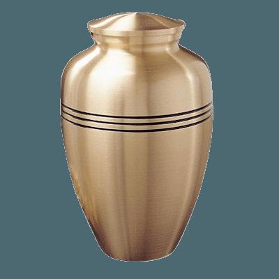 Vesta Bronze Cremation Urn