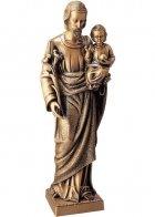 San Jose Bronze Statues
