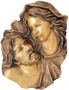 Heavenly Wall Bronze Statues