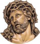 Jesus Wall Bronze Statues II
