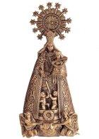 Virgen De Los Desamparados Wall Bronze Statues