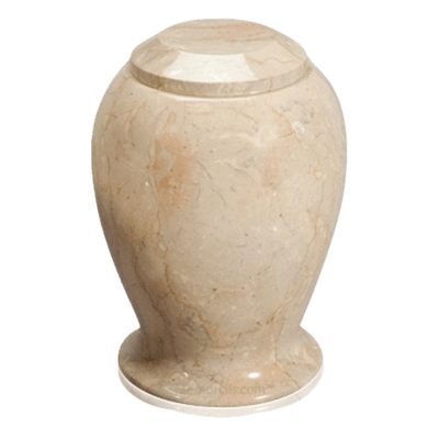 Suntan Large Marble Cremation Urn