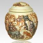 Felinicity Cat Cremation Urn