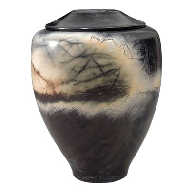 Fulton Ceramic Cremation Urn
