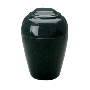 Grecian Sea Holly Green Infant Cremation Urn