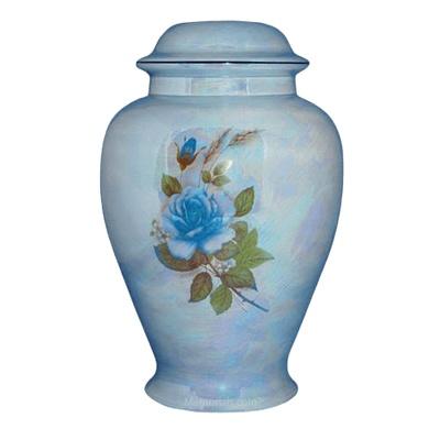 Darlene Blue Child Cremation Urn