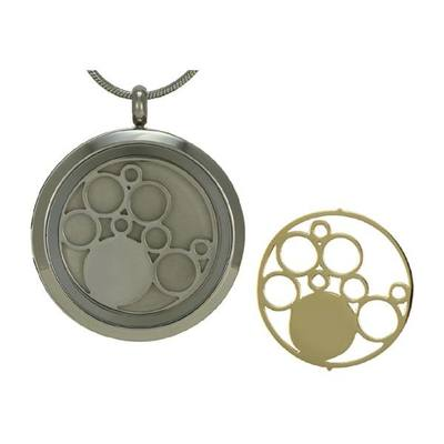Honor Circles Cremation Pendant II
