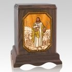 Lord is my Shepherd Cremation Urn