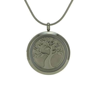 Companion Tree Cremation Pendant